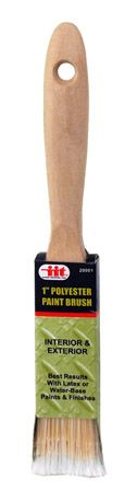 "1"" Polyester Paint Brush"