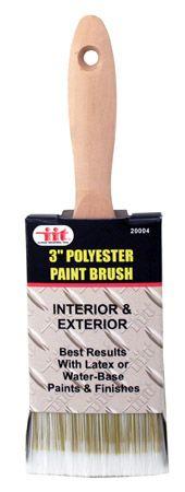 "3"" Polyester Paint Brush"