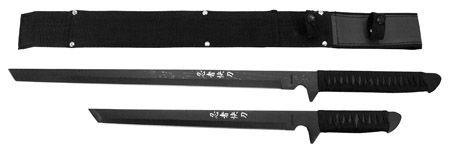 2-pc. Ninja Sword Set