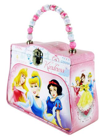 Disney Princess Tin Handbag