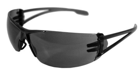 Varsity Anti-Fog Safety Glasses - Smoke