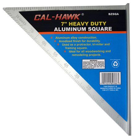 """7"""" Heavy Duty Aluminum Square"""
