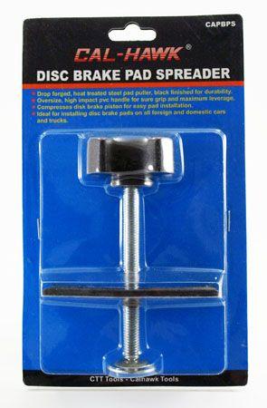 Disc Brake Pad Spreader