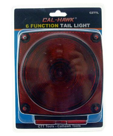 6 Function Tail Light
