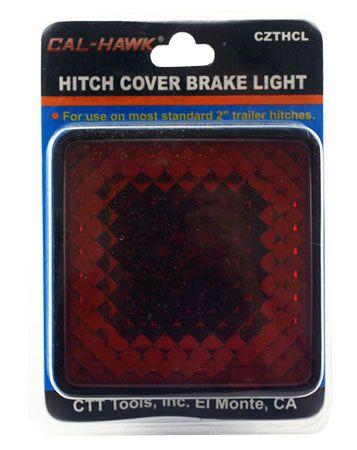 Hitch Cover Brake Light