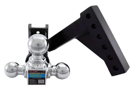 Adjustable Swivel Tri-Ball Mount