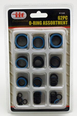 62-pc. O-Ring Assortment