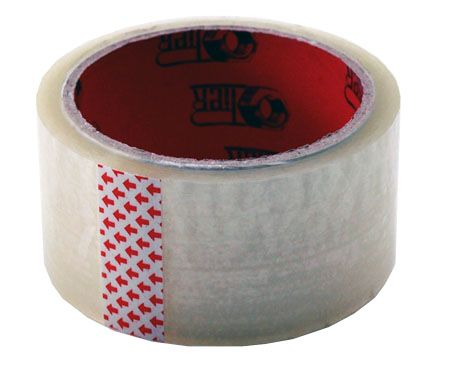 "2"" x 55 yd. Clear Packaging Tape"