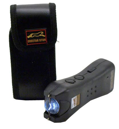 350,000 Volt Stun Gun w/LED light