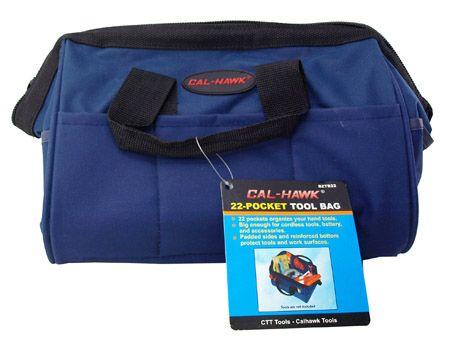 22 Pocket Tool Bag