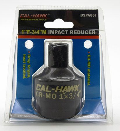 "1"" (F) x 3/4"" (M) Impact Reducer"