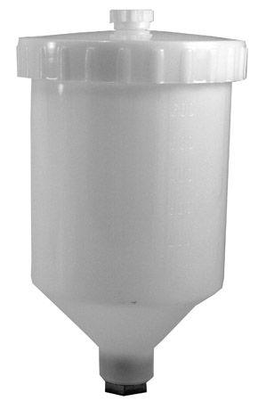 Plastic Cup for HVLP Spray Gun