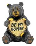 Be my Honey Bear Statue
