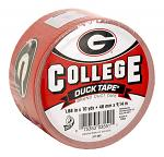 University of Georgia Bulldogs Collegiate Duck Tape