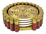 Shots Fired 12 Gauge - Drink Coasters