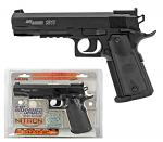 Sig Sauer Nitron Semi-Automatic CO2 BB Handgun