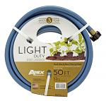 50' All Purpose Lawn and Garden Hose - Blue