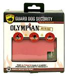 Olympian Stun Gun, Pepper Spray, and Flashlight - Pink