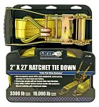 "2"" x 27' Ratchet Tie Down"