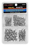 100 - pc. Rivets