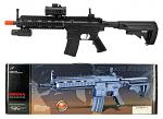 Double Eagle M804A Full-Semi Automatic Airsoft Assault Rifle