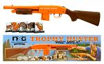 NXG Trophy Hunter Target Game Kit Pump Action Sporting Airsoft BB Shotgun with Targets