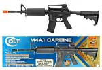 Colt M4A1 Carbine Airsoft Rifle - Black