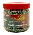 5,000-pc. War INC .12g Airsoft BB's - Camo