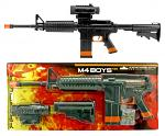 M4 Boys AEG Airsoft Rifle - Black