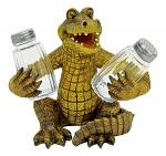 Alligator Salt and Pepper Shaker Set