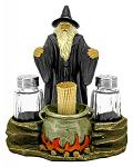 Culinary Conjurer Toothpick, Salt and Pepper Holder