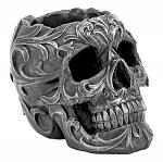 Death's Grip Skull Pen and Pencil Holder