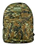 Sport Backpack - Green Digital Camo