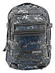 All Season Backpack - Blue Digital Camo