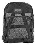 Beach Bag Backpack - Black
