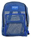 Beach Bag Backpack - Royal Blue