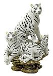 Royal Family - White Tiger Statue