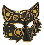 Steampunk Fox Mask