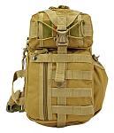 Tactical Readiness Sling Pack - Desert Tan