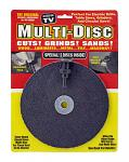 Electric Drill Multi-Disc Saw Grinding Wheel - As Seen on TV