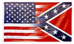 4' x 6' Confederate Blended Flag