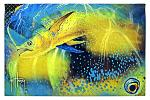 Guy Harvey Mahi Mahi Welcome Door Mat