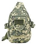 Military Sling Bag - Digital Camo