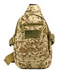 Military Sling Bag - Desert Digital Camo