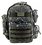 Tactical Elite Pack - Blue Digital Camo