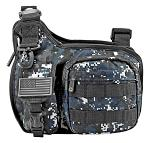 Gun Slinger Tactical Bag - Blue Digital Camo