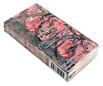Camouflage Pocket Tissues - Pink