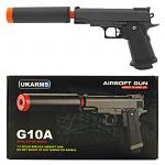 UKArms G10A Replica Spring Powered Airsoft Handgun