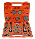 Cal-Hawk 21-pc. Universal Auto Brake Caliper Wind Back Tool Kit