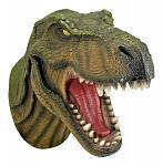 Jurassic King - T-Rex Dinosaur Bust Wall Mount